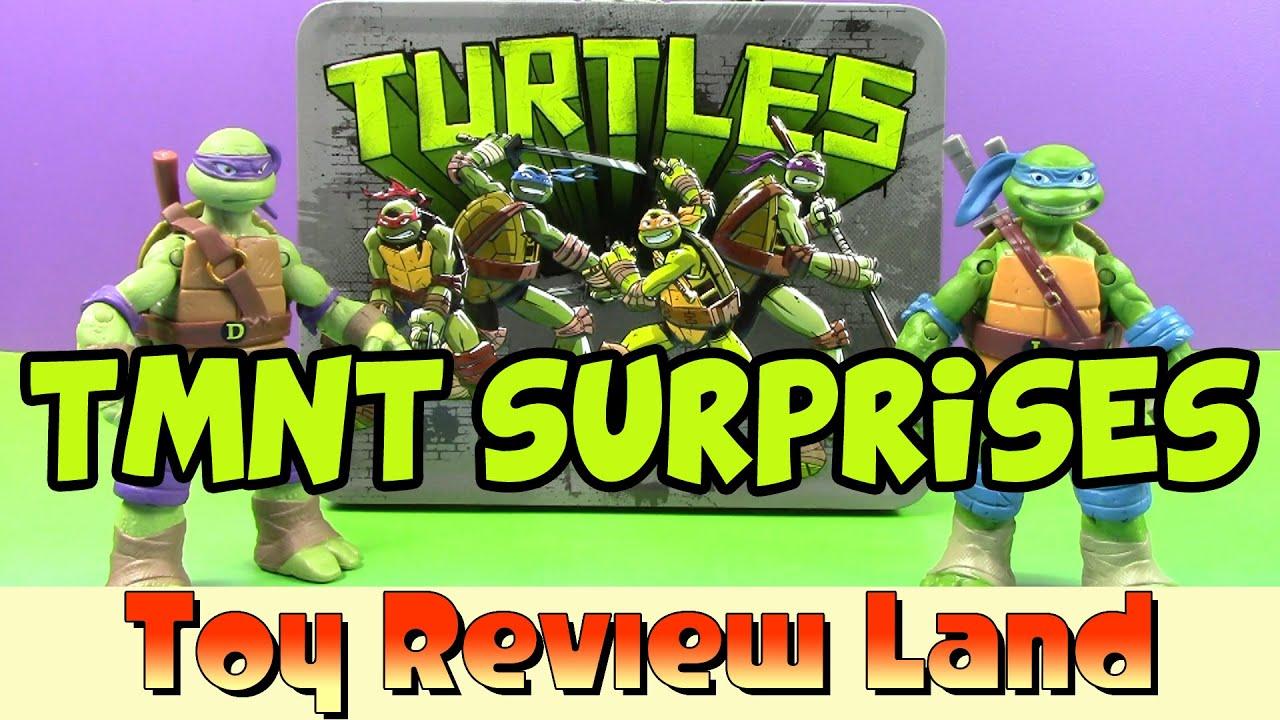 Teenage Mutant Ninja Turtles Mega Bloks Series 1 Blind