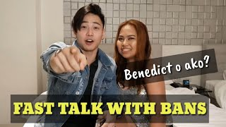Fast talk w/ Baninay Bautista + message for everyone (last philippine vlog)