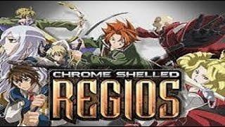 Chrome Shelled Regios Ep 1  English Sub HD