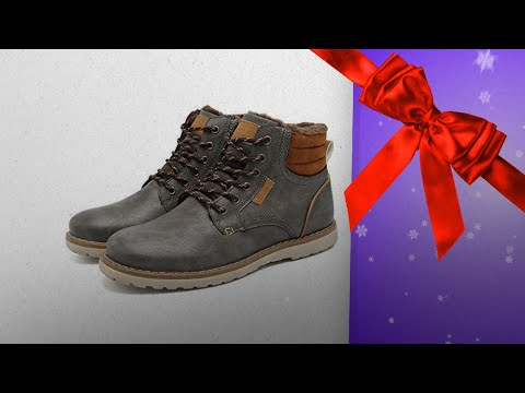 Great Men Men's Boots Under $50 / After Christmas Sale 2018! | Christmas Gift Guide