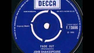 The John Shakespeare Orchestra - Fade out