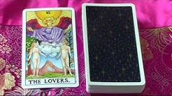 The Lovers Major Arcana #6 - Meaning and Interpretation in a Tarot Reading