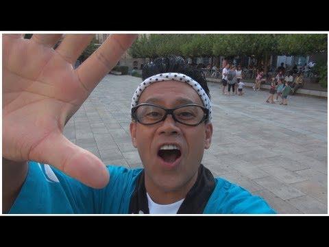 世界の果てまでイッテQ!:宮川大輔がスペイン名物「人間の塔」挑戦 温…| News Mama