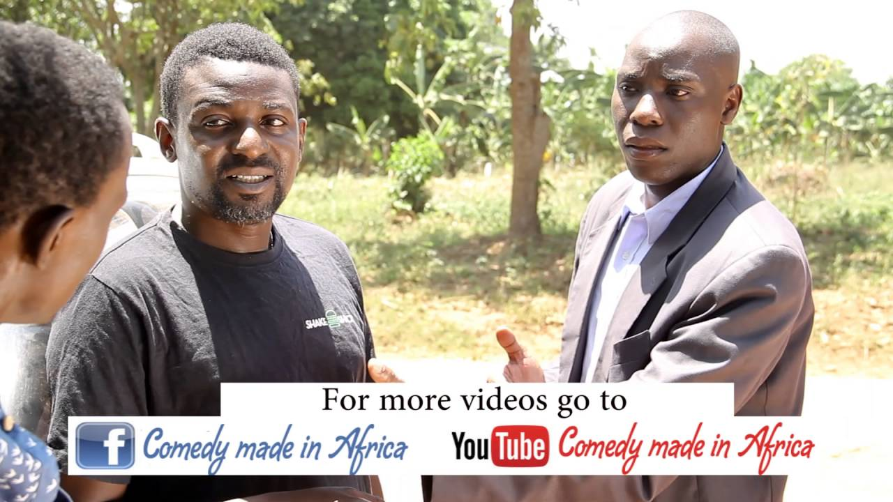 The consequences are high - (Comedy made in Africa).