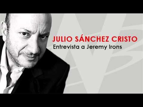 Julio Sánchez Cristo entrevista a Jeremy Irons