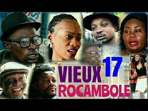 VIEUX ROCAMBOLE 17 Théâtre Congolais Nouveauté 2018 Avec GUECHO,Brufi,Papa HENRY,Sama,Sharufa,LOLITA