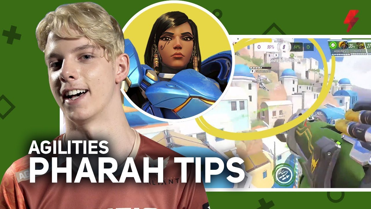 Overwatch Pro Tips: Agilities on Pharah Training Combos, Outsmarting Counters, and Using Ult