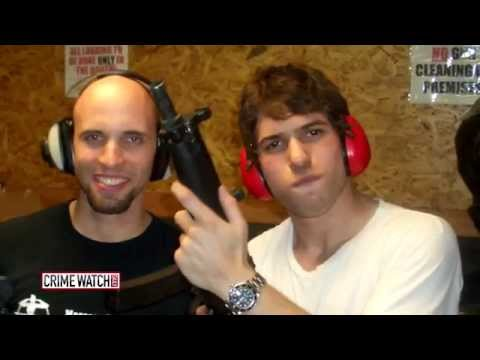 Crime Watch Daily: Dudes Do Drugs and International Arms Dea