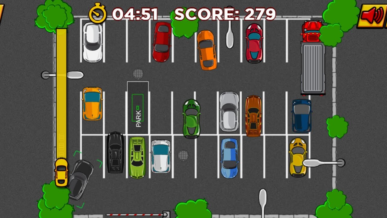 Car parking game in real life | Zach king 2