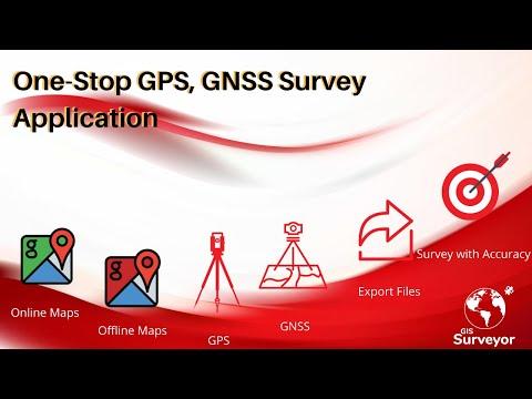 GIS Surveyor - One Stop GPS/GNSS Survey App - Apps on Google Play