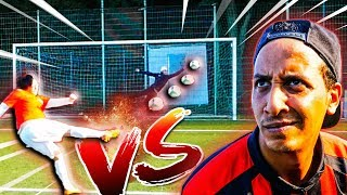 SUPER SPANNENDE FUSSBALL- CHALLENGE II VS FOOTBALL UNITED II SPIDEY WIRD ZUM HELDEN