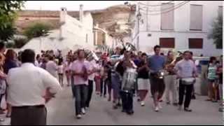 Carrozas Fiestas 2013. Galera