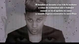 Video La Cama Floja - Jeivy Dance Ft G Black ( Letra ) download MP3, 3GP, MP4, WEBM, AVI, FLV Oktober 2018