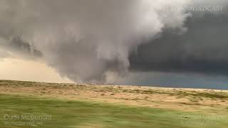 Strong Tornadoes - May 26, 2019 Near Dora, NM