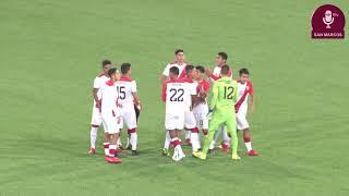 Tema:2da y 3ra Fecha del Hexagonal Final Sudamericano Sub 17