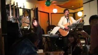 東松山 レトロポップ食堂にて演奏。先日の「とんぼちゃんコピー大会」で...