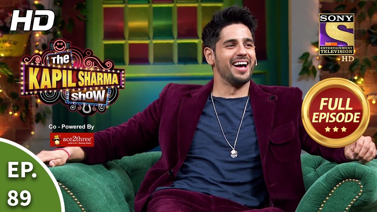 Download The Kapil Sharma Show Season 2-Siddharth & Riteish's Comedy-दी कपिल शर्मा शो 2-Full Ep 89-9 Nov 2019