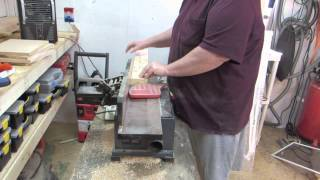 How to make table legs and glueing up wood