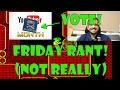 Friday Rant - Tough Mudder, Lockpicking & Spectrum Reboots