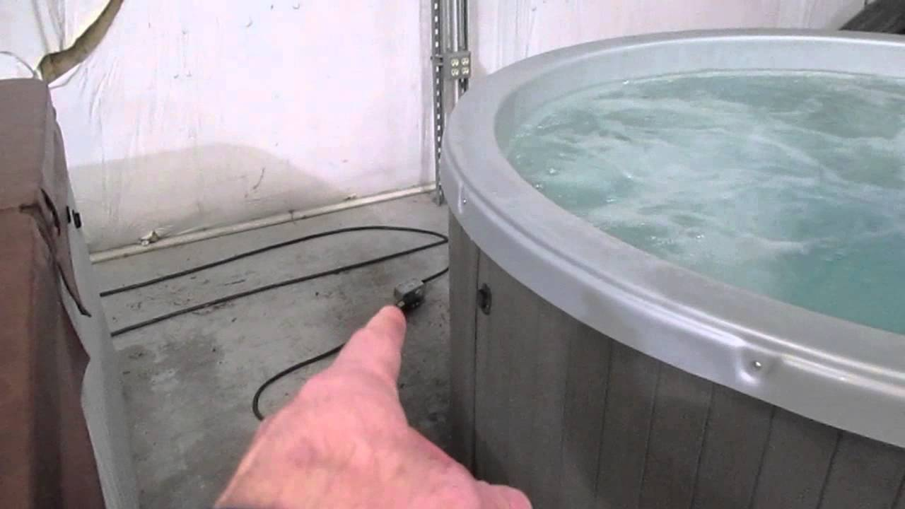 hawkeye round spa hot tub plug n play 22 jets new cover the spa guy nashville youtube
