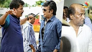 Superstar Rajinikanth Injured During 2 0 Film Shoot   Latest Tamil Cinema News