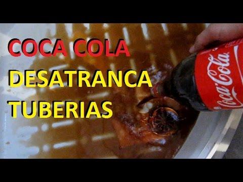 Como Desatascar La Bañera Con Coca Cola En Solo 5 Minutos