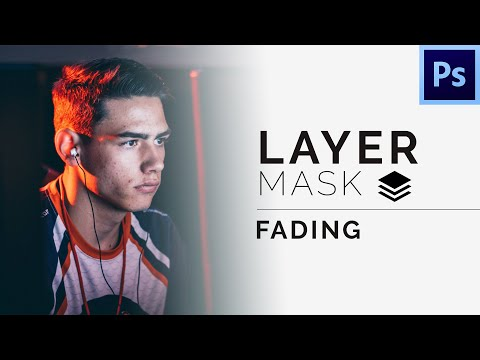 Layer Mask Fading (PhotoShop) Tutorial