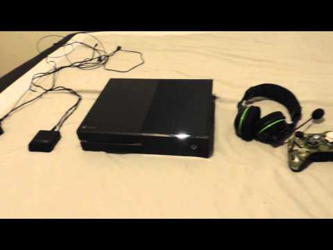 turtle beach x12 headset hook up