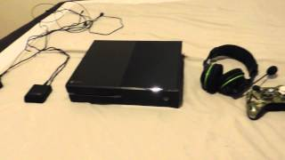 how to use xbox 360 turtle beaches on xbox one