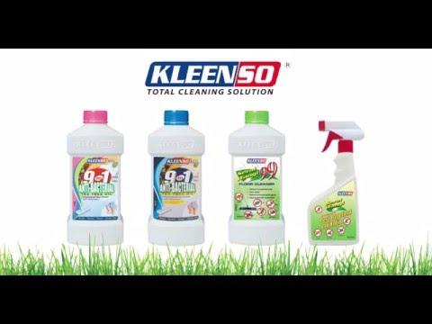 Kleenso Serai Wangi 9-in-1 Anti-Bacterial Floor Cleaner