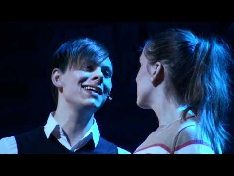 Tanz der Vampire - Amélie Dobler mit Jonas Wittenberg - Draußen ist Freiheit