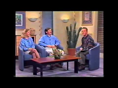 1992 Possum Bourne Interview NBN Television Nat Jeffery