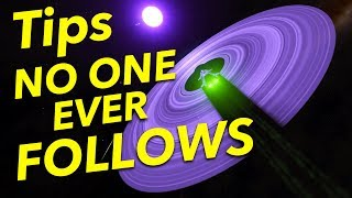 Top Tips No One Ever Follows | Elite Dangerous