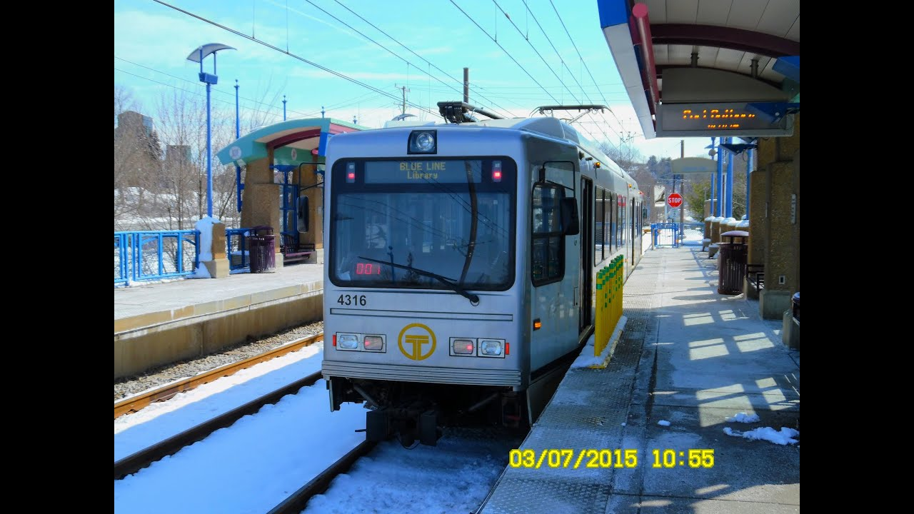 Port authority transit pittsburgh blue line light rail to library full ride youtube - Port authority pittsburgh ...