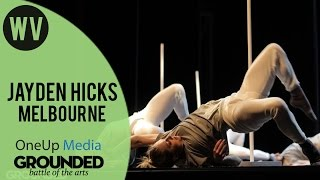 Jayden Hicks ★ Runner Up | WIDE VIEW | 7 Deadly Sins | Grounded 2015 Melbourne
