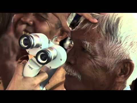 Indonesia: Cataract operations help hundreds regain their eyesight