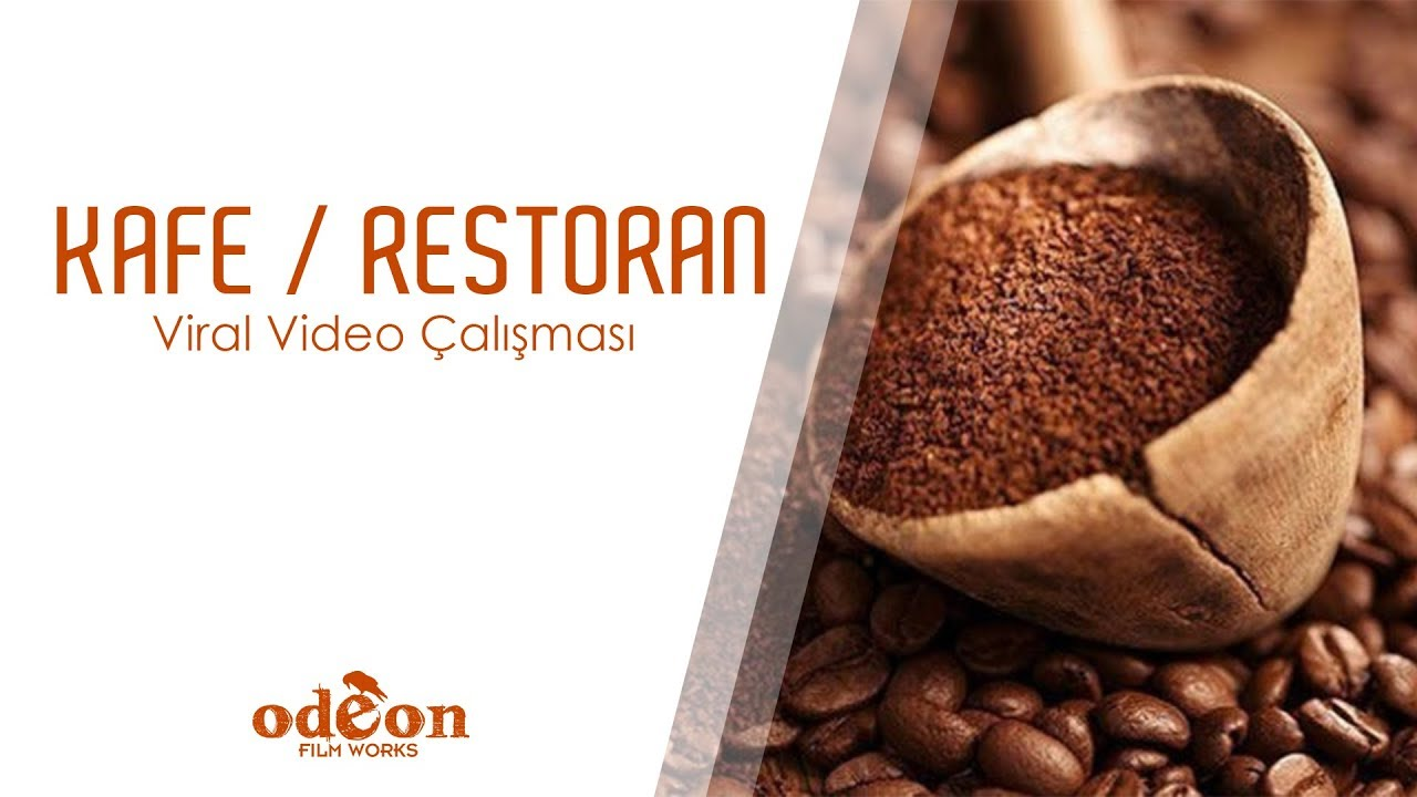 Kafe - Restoran Tanıtım Filmi Showreel / Odeon Film Works