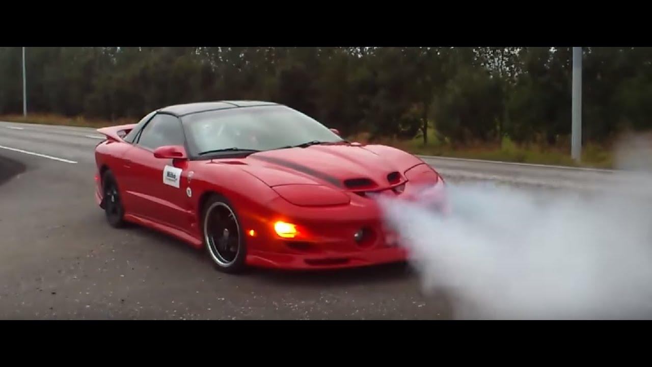 画像: Pontiac Trans Am Nitrous purge www.youtube.com