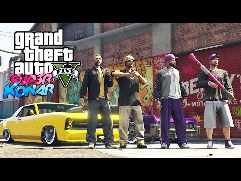 GTA ONLINE - LE GANG ULTIME!
