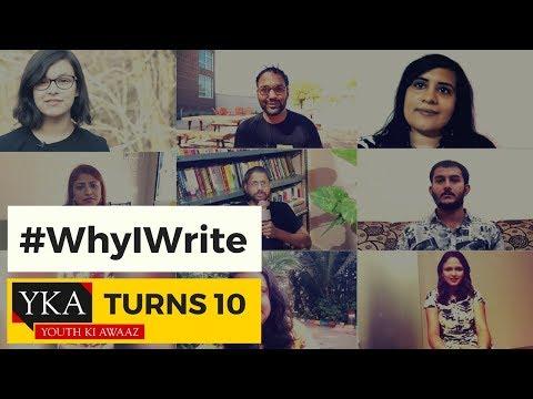 As Youth Ki Awaaz Turns 10, Twenty Users Share Why They Write