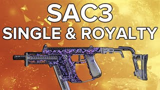 Advanced Warfare In Depth: SAC3 Single & Royalty (SAC1.5 Isolated & Introvert)