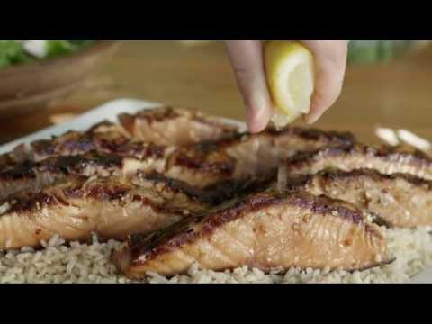 How to Cook Salmon | Grilled Salmon Recipe | Allrecipes.com