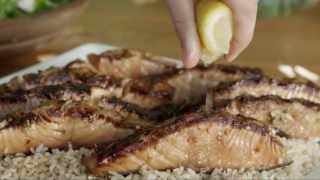 How To Cook Salmon - Grilled Salmon Recipe
