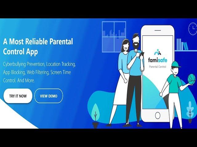 FamiSafe! - Bloqueador de Apps, Protegendo a Família!!