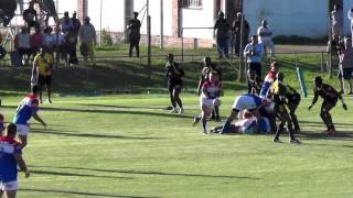 UFH Blues 29-18 TUT Vikings