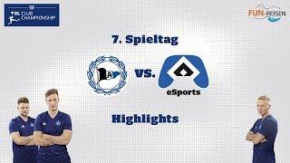 HSVeSports | Die Highlights des 7. Spieltags der VBL