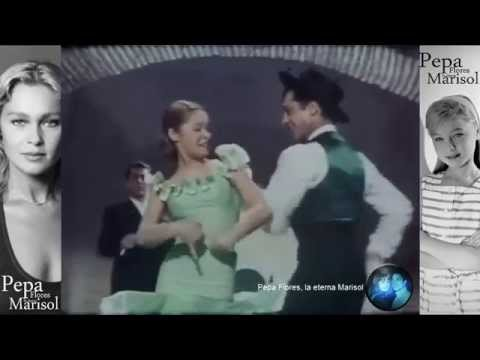 "PEPA FLORES & ANTONIO ""EL BAILARIN"" - ZORONGO GITANO & RUMBA"
