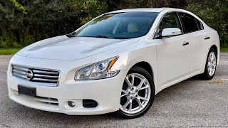2013 Nissan Maxima SV For Sale By dublinautosales.com In Kingston NY 12401