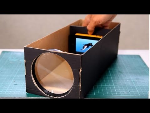 how to make projector | seo uk video