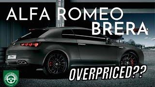 Alfa Romeo Brera 2006 - 2012   Overpriced??